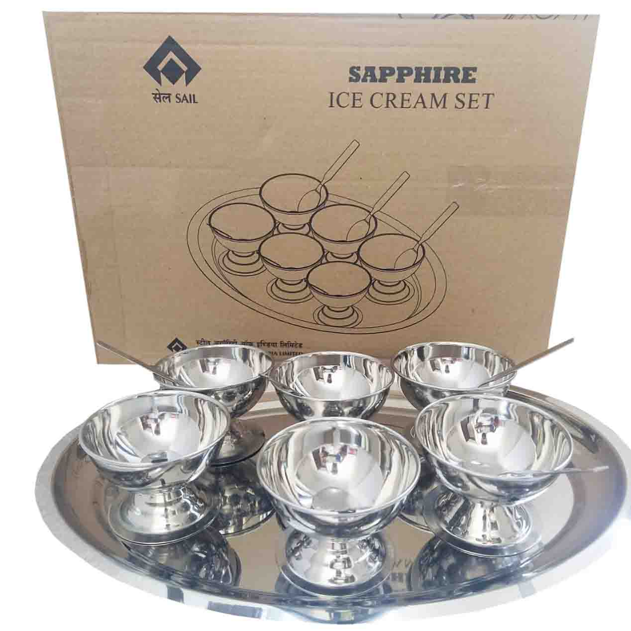 SAIL SALEM 13 Pc Ice Cream Set